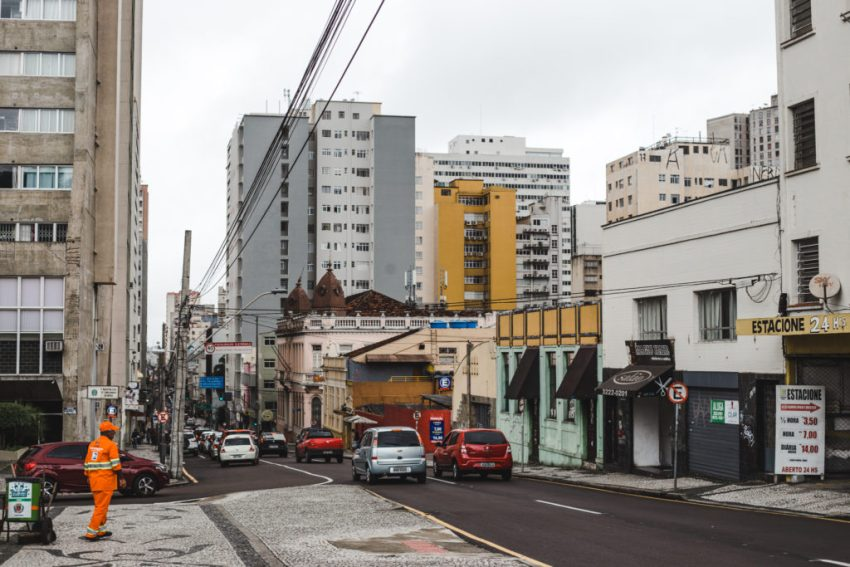 Curitiba Brazil travel guide South America