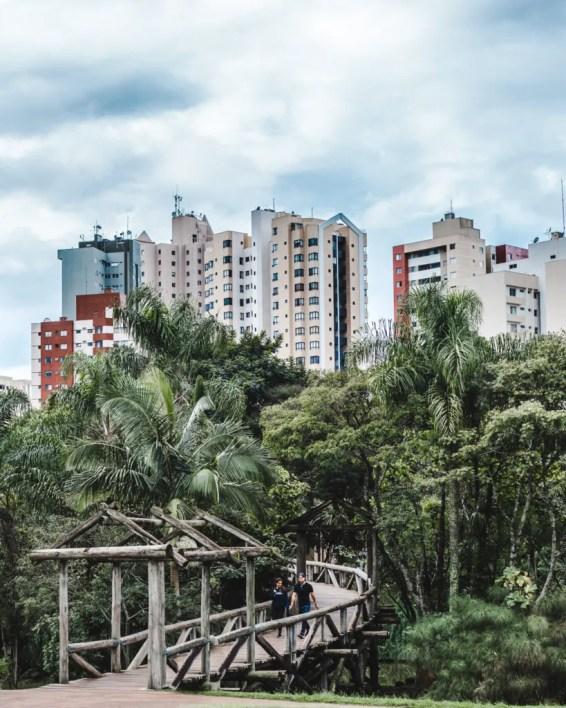 Jardim Botanico Curitiba Brazil sustainable city green spaces parks