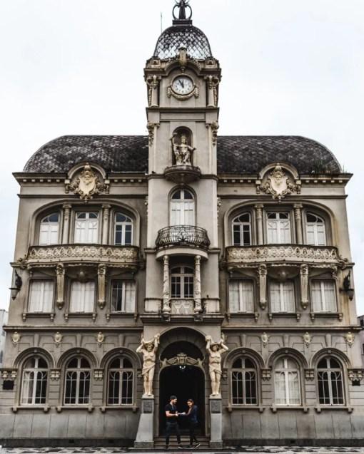 LIbertade Curitiba Brazil travel guide South America backpacking