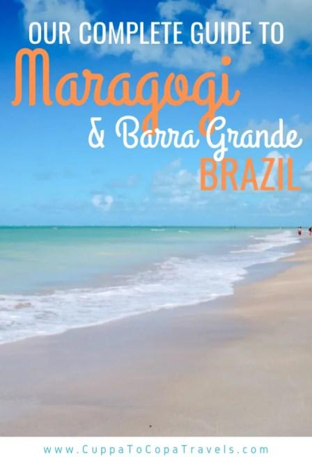 Maragogi and barra grande pernambuco guide brazil beach paradise