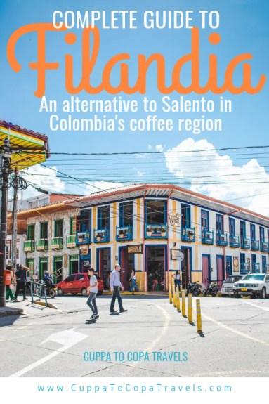 Salento or Filandia, Colombia? Colombia's coffee region pueblos; what to do in Filandia colombia