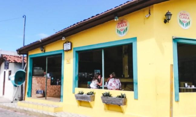 santa clara cafe breakfast pipa brazil travel guide