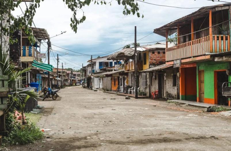 el valle colombia choco