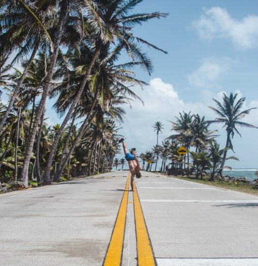 Most beautiful road on san andres caribbean island colombia | renting a buggy on san andres