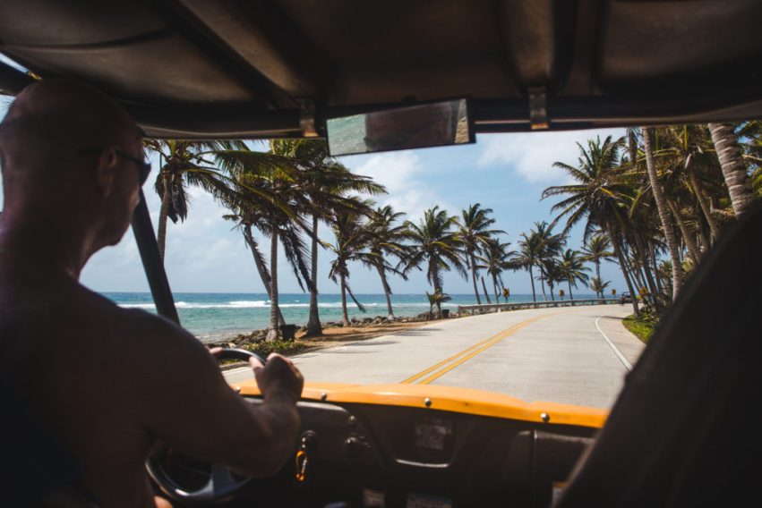 renting a buggy on san andres island parking things to do on san andres