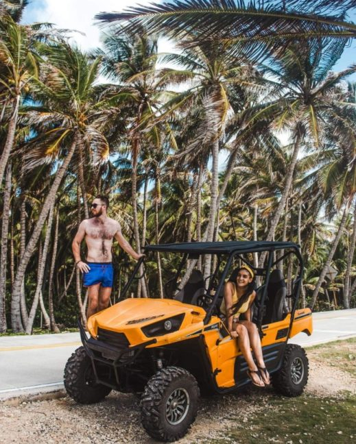 renting a buggy on san andres parking things to do on san andres