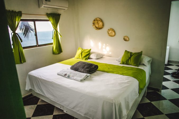 crab cay boutique lodge hotel accommodation where to stay isla providencia colombia providence island