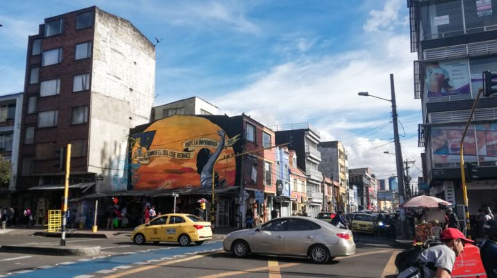 quesada galerias bogota colombia | is bogota safe to travel, where to stay in bogota
