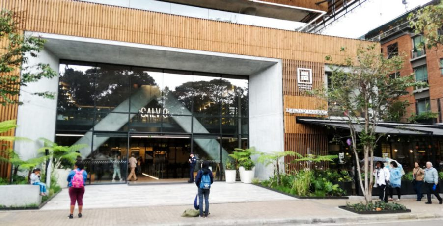 where to stay in bogota colombia | parque 93 bogota neighbourhoods shopping center