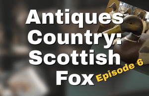 Antiques Country:  Scottish Fox 1