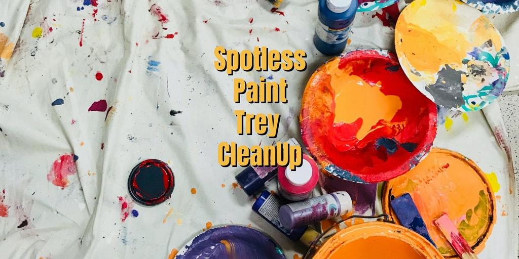 paint trey feature