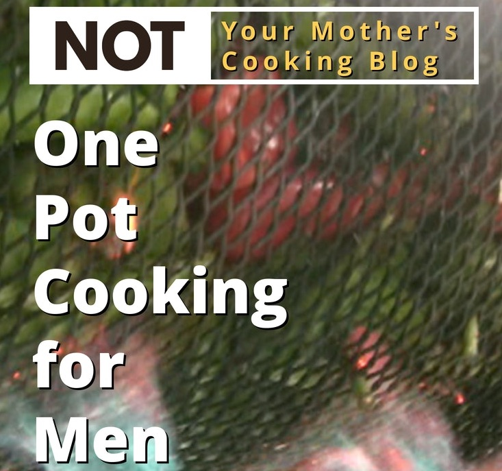 One Pot Cooking for Men 1