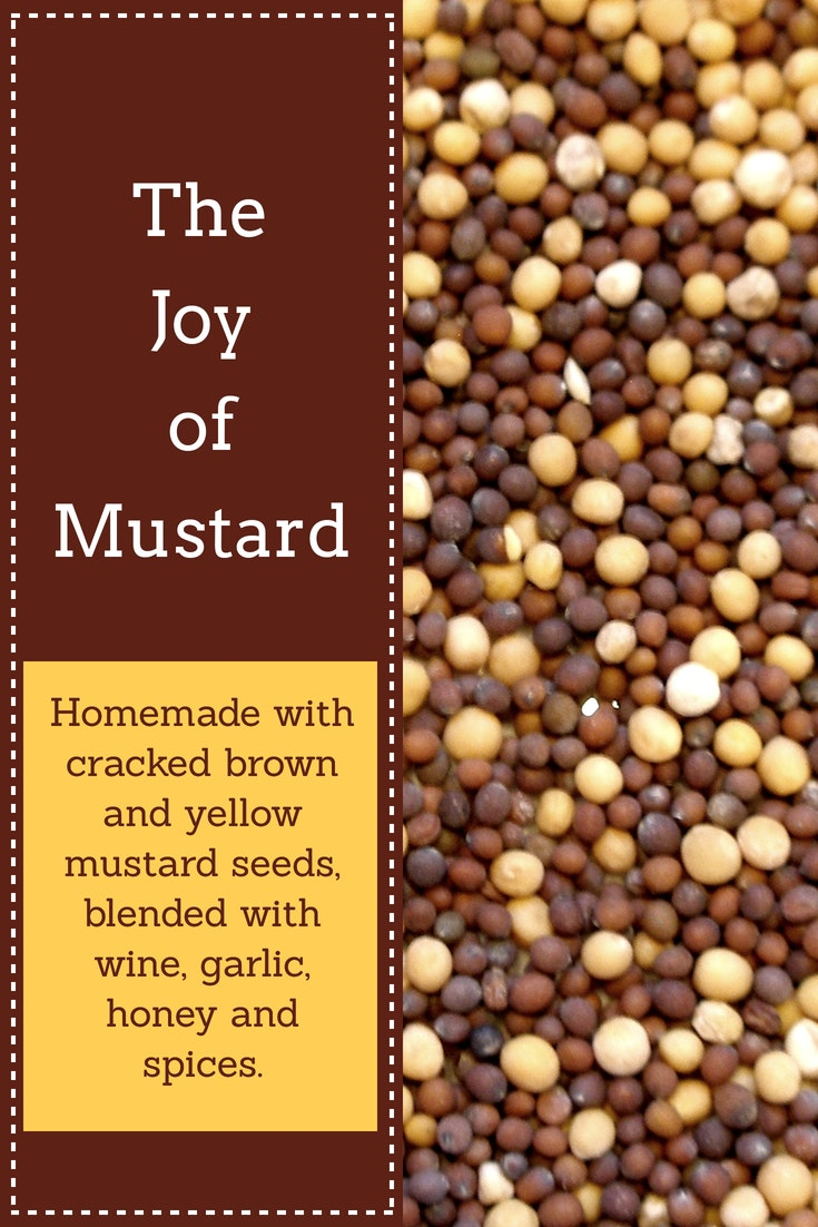 mustard recipe splash
