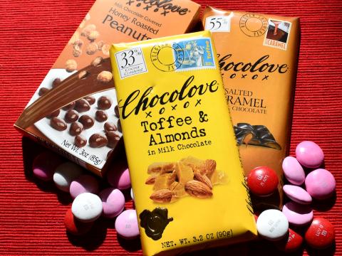 Valentine's Day Chocolate 7
