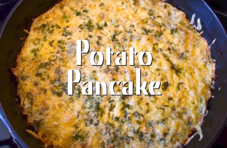 Cast Iron Potato Pancakes