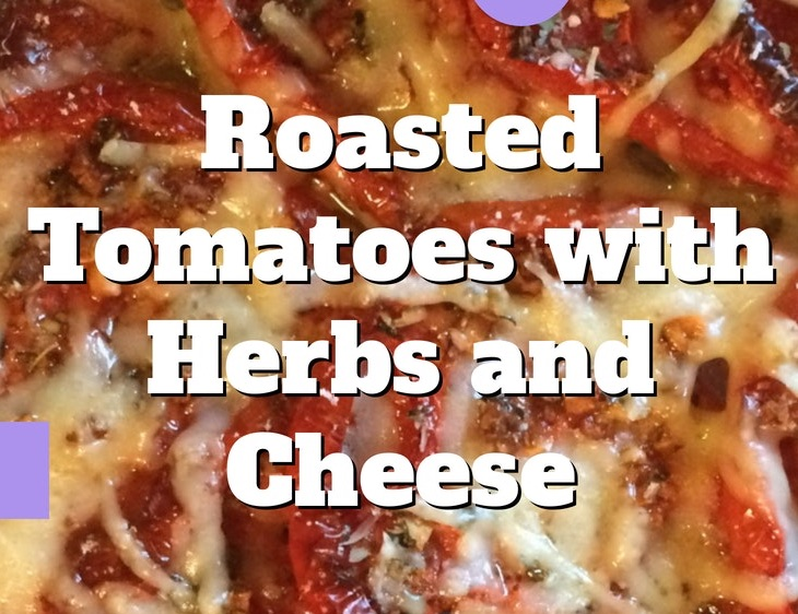 roasted tomatoes feature image