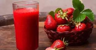 5 Cara Membuat Jus Strawberry Enak Dan Bikin Awet Muda