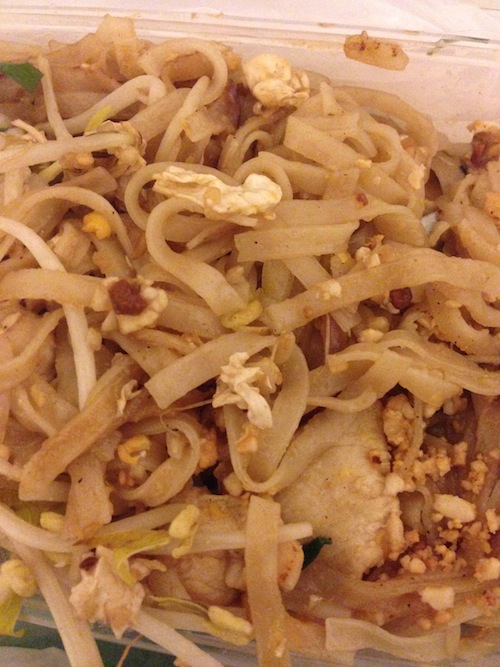 Pad thai addiction.