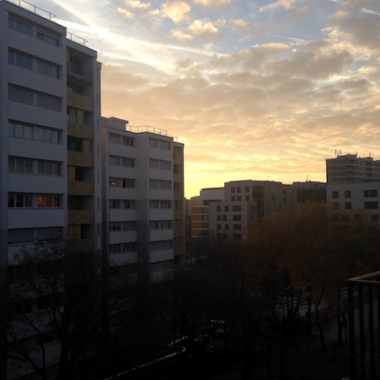 sunrise-paris
