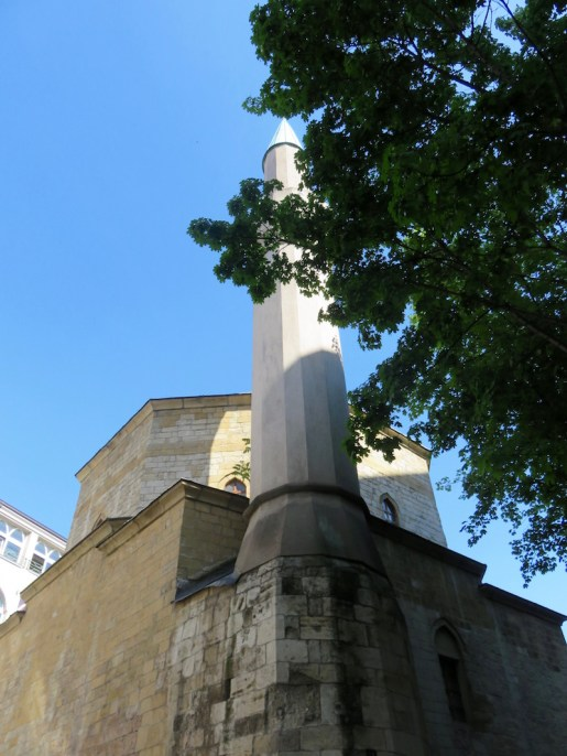 Mosquée Belgrade