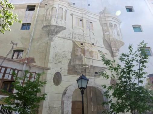 Fresque Belgrade