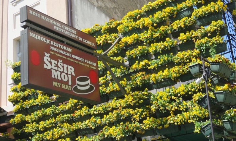 Restaurant Belgrade