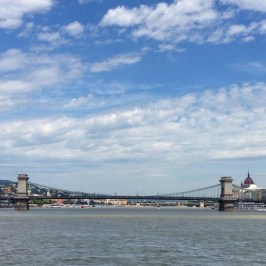 Chain Bridge Budapest