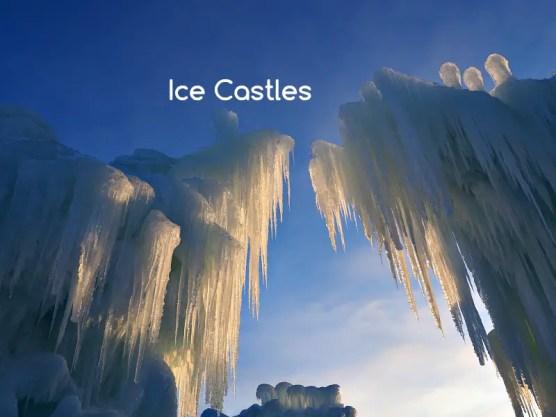 Ice Castles Winnipeg