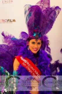 2012 SD Latino Film Festival - Harrah's Show Girls