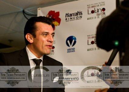 2012 SD Latino Film Festival - Jorge Salinas