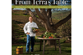 """From Terra's Table"" cookbook by Jeff Rossman, published by Chefs Press, Inc."