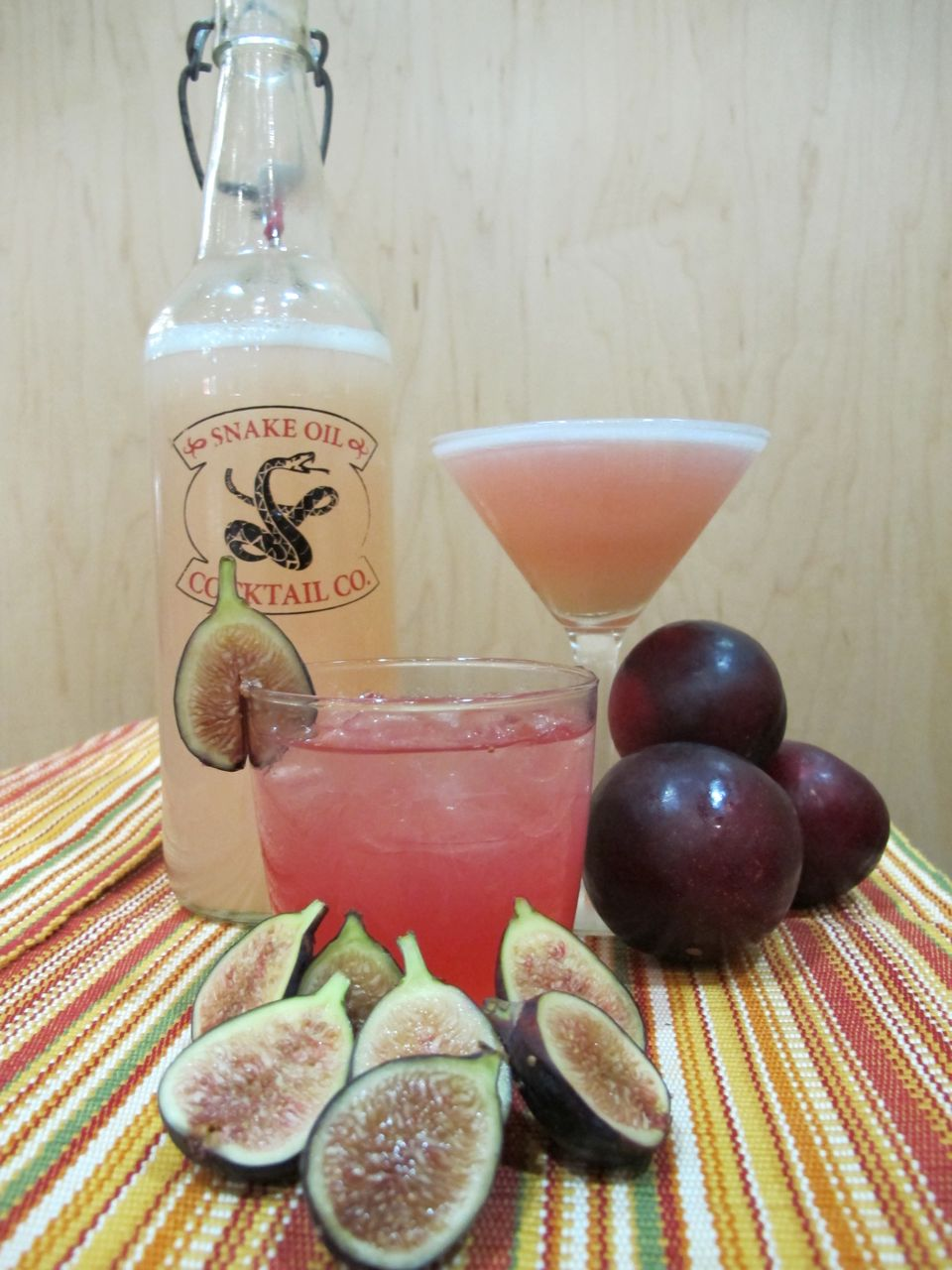 Picture of Plum Fresh by Snake Oil Cocktail Co.
