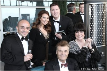 Nichelle Medina, JoAnne Worley, Fred Willard photo