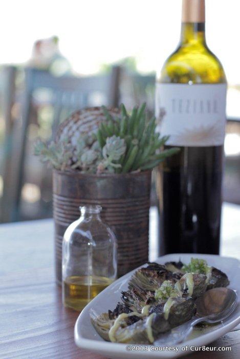 Finca Altozano food & wine img