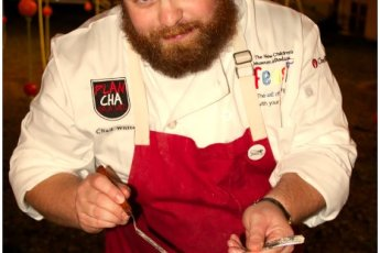 Chef Chad White in Wonderland picture