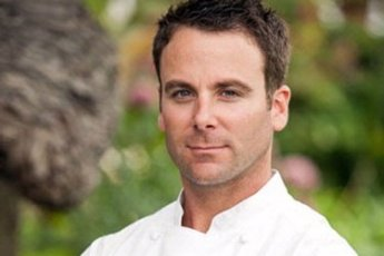 Chef Todd Allison of Morada at the Inn of Rancho Santa Fe
