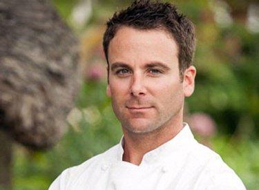 Chef Todd Allison of Morada at the Inn of Rancho Santa Fe