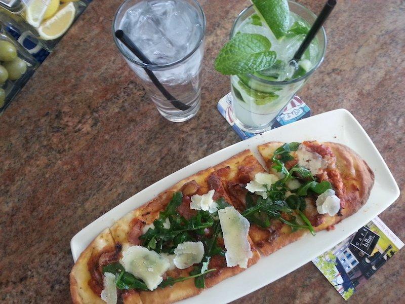 Cafe La Rue - Dining in La Jolla San Diego