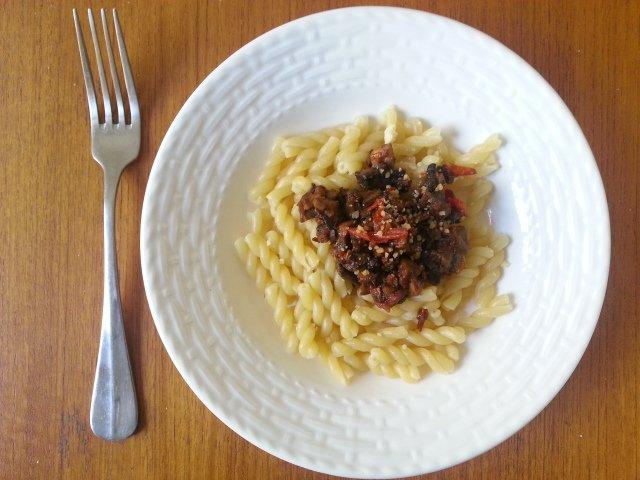 Pasta Puttanesca Recipe, food blog, san diego lifestyle