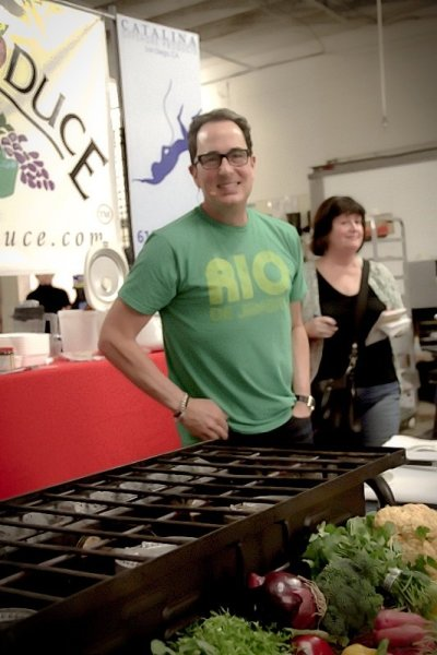 san diego, lifestyle, celeb chef, foodie, sam the cooking guy