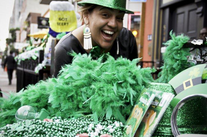 Aida Soria, Mcfarlane Promotions, Mardi Gras, Shamrock, Mardirock