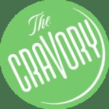 The Cravory logo, cookies, san diego, san diego dessert, san diego lifestyle