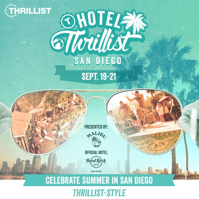 HotelThrillist at the Hard Rock Hotel