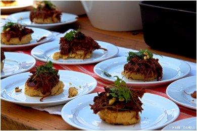 Chef Matt Gordon's Plate