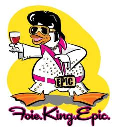 FOIE KING EPIC LOGO