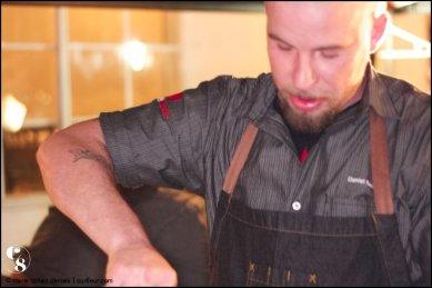 Chef Daniel Barron