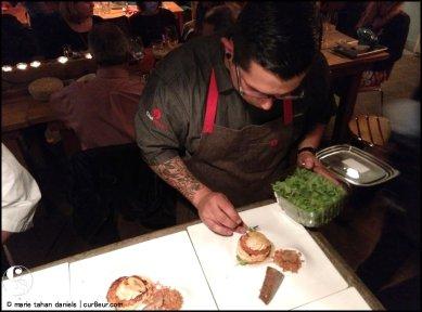 Chef Miguel Valdez