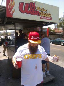 Tortas Wash Mobile, Tijuana with Chef Chad White