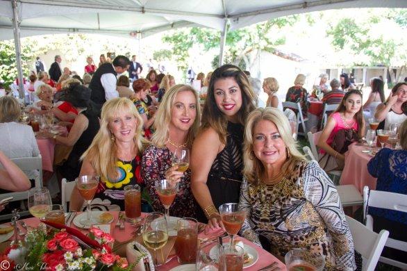 Sarah Sleeper, Sophia Alsadek, Marie Daniels, Carrie Woodland