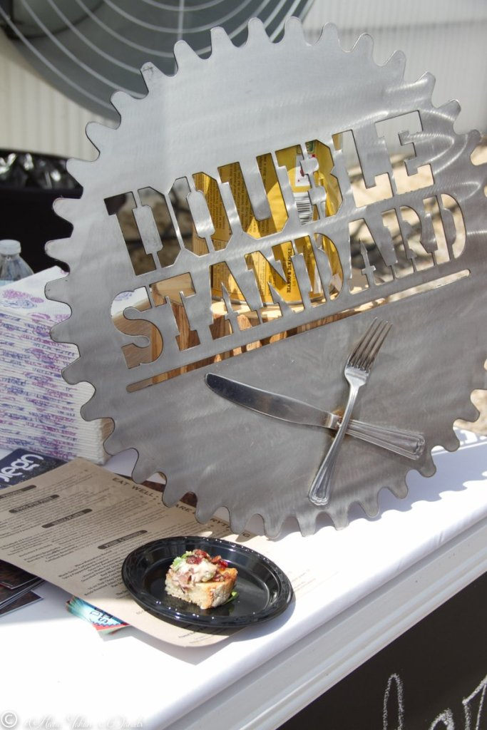 Double Standard; San Diego Restaurant Week Launch Party 2015, Encinitas CA at Go Green Agriculture